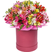 "Коробка с цветами ""Амели"""